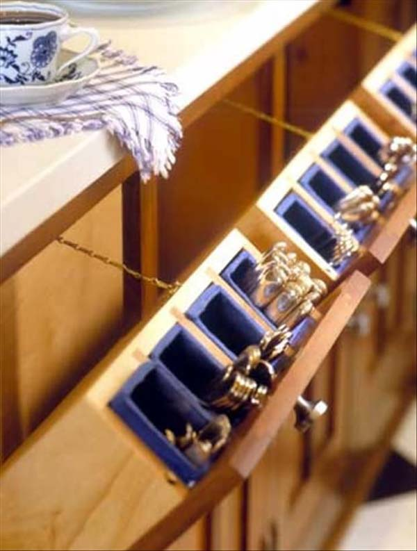 17 Clever And Creative Utensil Storage Ideas