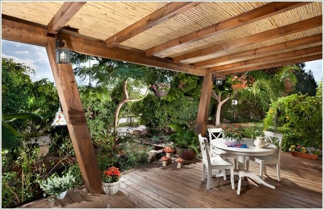 10 - Patio Ceiling Ideas