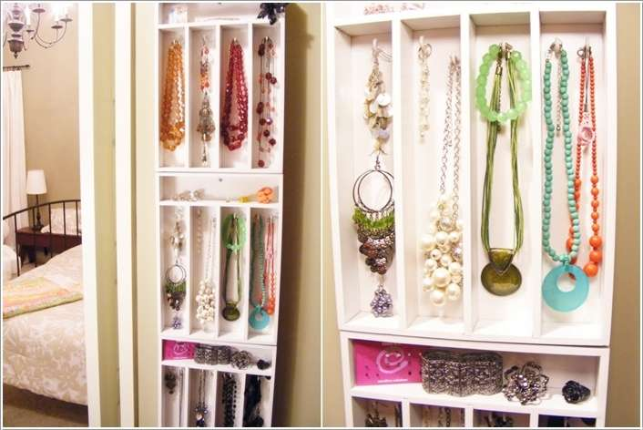 10  15 Creative Ideas to Store and Organize Your Necklaces 1031