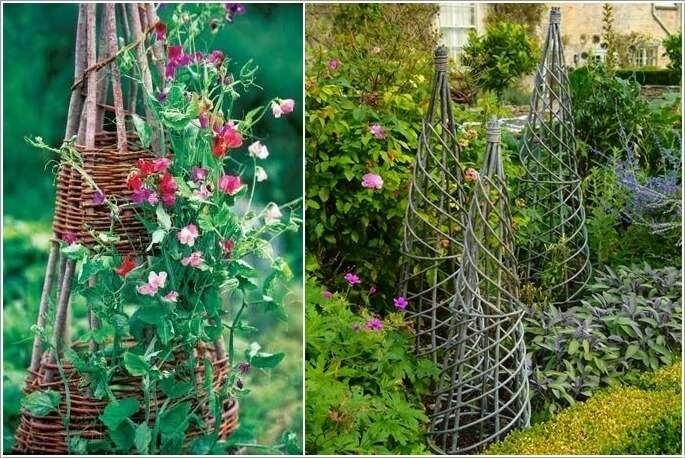 Attractive Unique Trellis Ideas Part - 13: 11 15 Unique Trellis Ideas For Your Homeu0027s Garden 1110