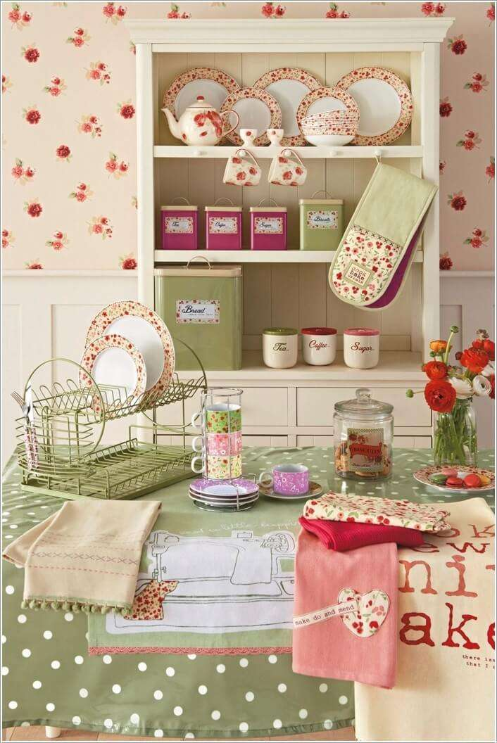 11  15 Wonderful Shabby Chic Home Storage Ideas 1112