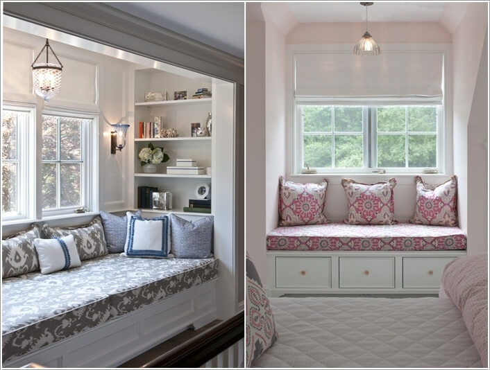 10 Ways To Dress The Window Of Your Window Seat