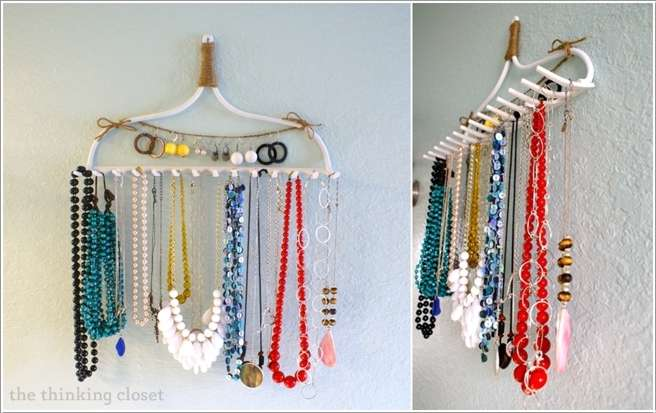 14  15 Creative Ideas to Store and Organize Your Necklaces 1414
