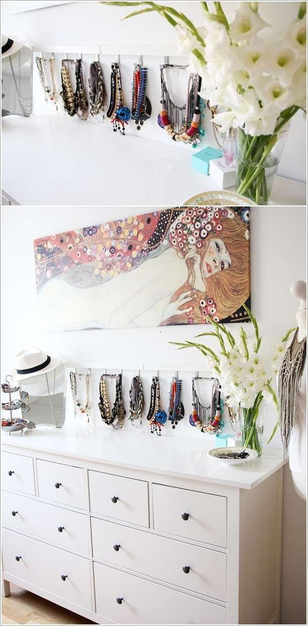 15  15 Creative Ideas to Store and Organize Your Necklaces 1513