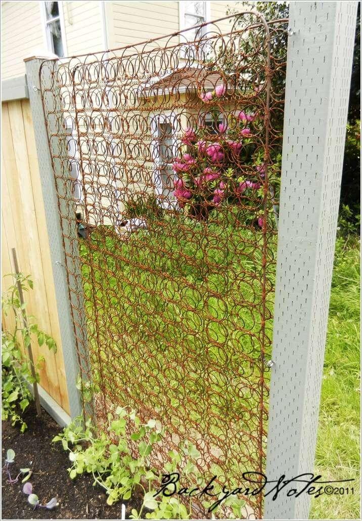 15 Unique Trellis Ideas for Your Home\'s Garden