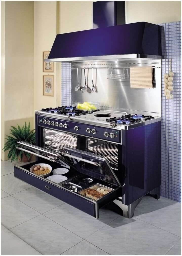Cooker In Kitchen ~ Dream kitchen appliances that you would love to have