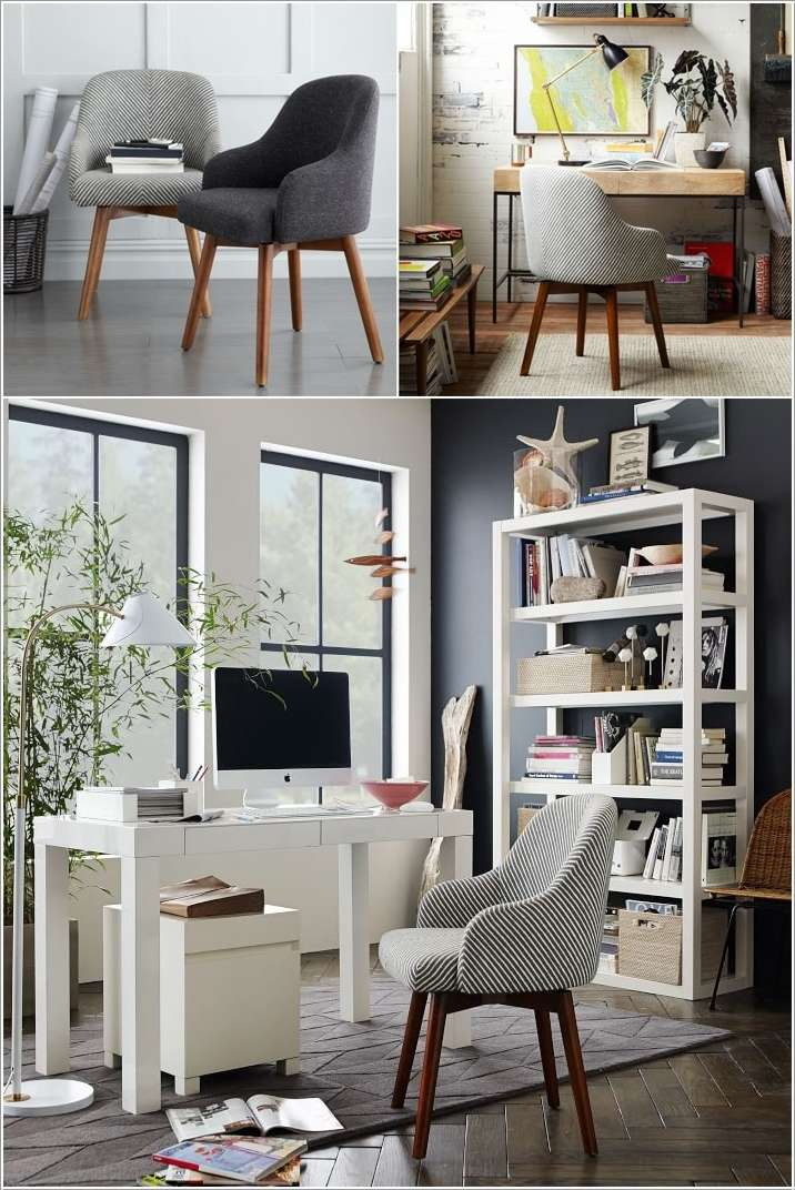 10 amazing home office seating ideas for your inspiration