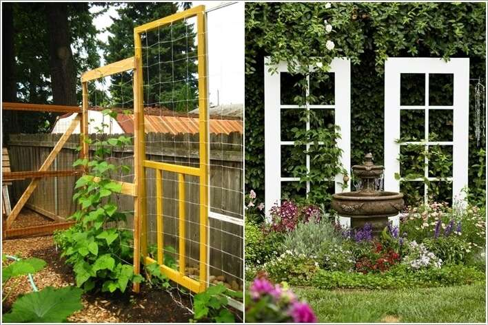 Amazing Unique Trellis Ideas Part - 3: Amazing Interior Design