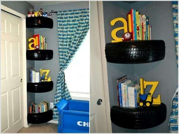 4  15 Creative Recycled Shelving Ideas That You Will Admire 428