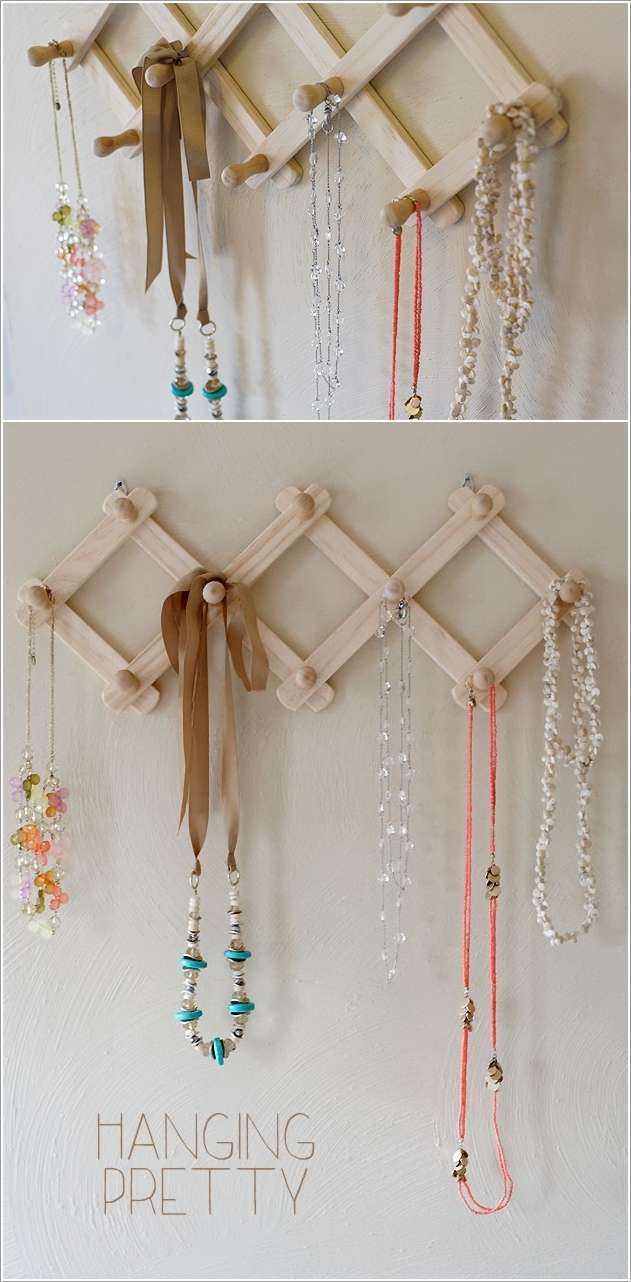 4  15 Creative Ideas to Store and Organize Your Necklaces 430
