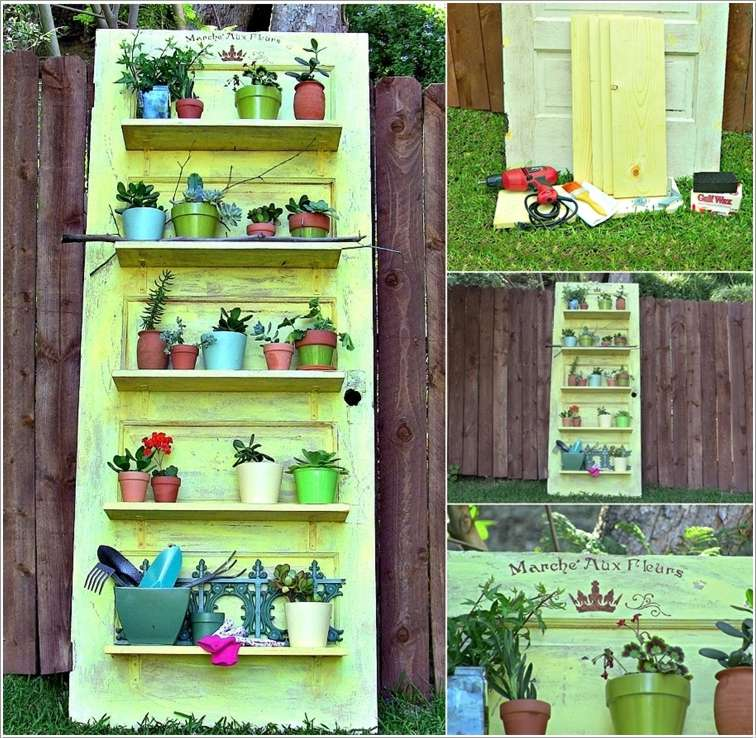 6  15 Creative Recycled Shelving Ideas That You Will Admire 629