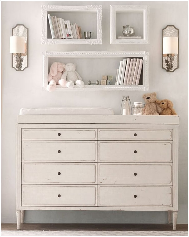 7  15 Wonderful Shabby Chic Home Storage Ideas 717