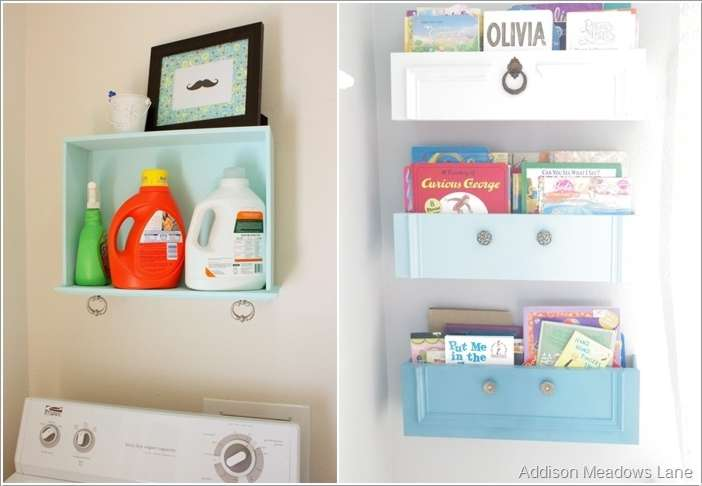 7  15 Creative Recycled Shelving Ideas That You Will Admire 729