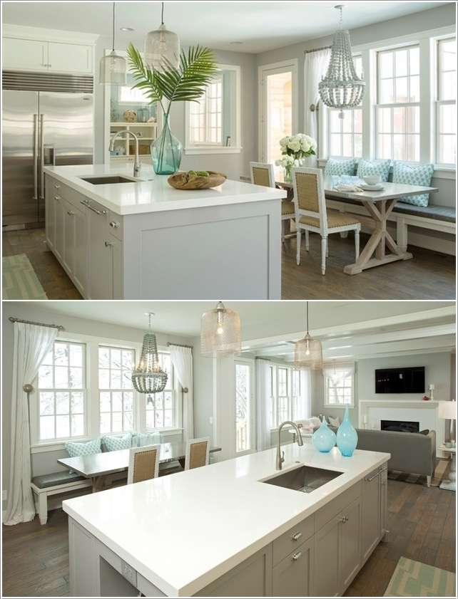 9 & 15 Fabulous Breakfast Nook Lighting Ideas Sure to Inspire You azcodes.com
