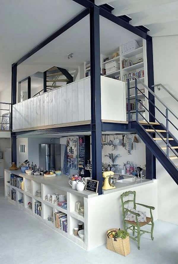 15 Cool Mezzanine Ideas To Increase Your Space