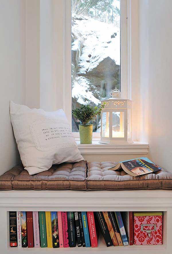 Inspiring Window Reading Nook 6