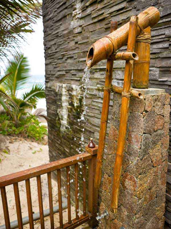 Outdoor Shower Ideas Photos Part - 36: Amazing Interior Design