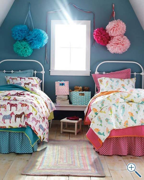 Boys Shared Bedroom Ideas: 20 Amazing Ideas For Boys And Girl'sShared Bedroom