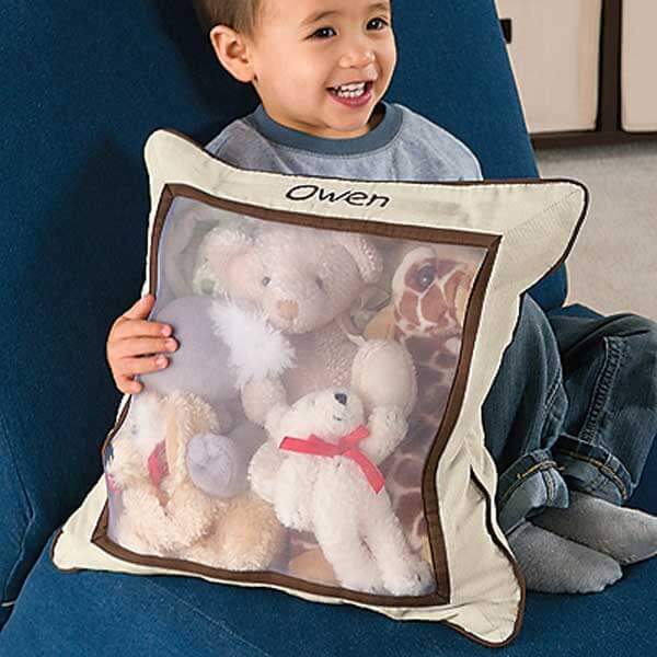 Cute Animal Collapsible Toy Storage Organizer Folding: 15 Smart And Easy DIY Ways To Organize Kid's Stuffed Toys