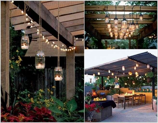 10  13 Things to Hang From a Pergola to Beautify It 1021