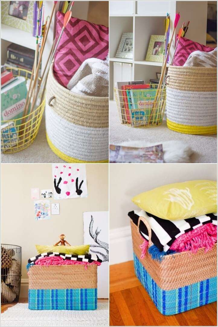 11  15 Awesome DIY Storage Bins for You to Make 1117