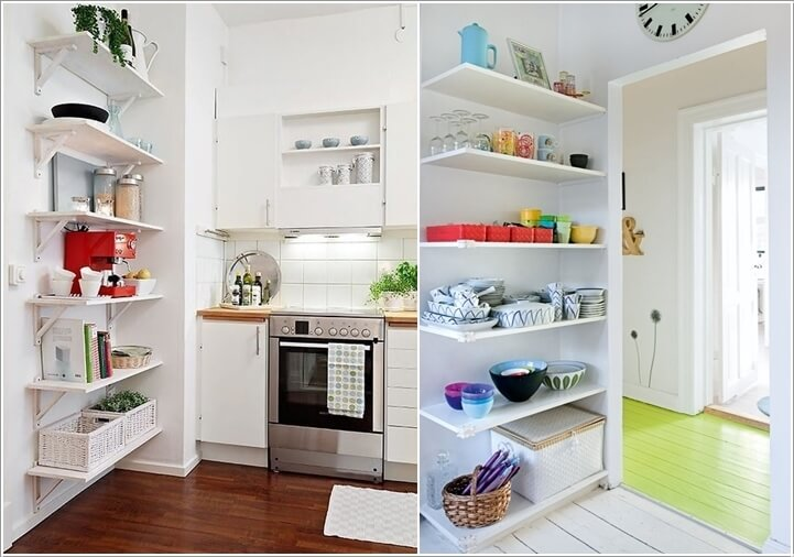 1  15 Amazing Kitchen Wall Storage Solutions 113