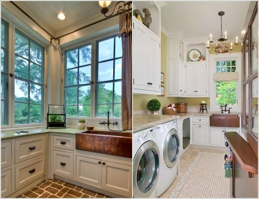 13 Amazing Laundry Room Sink Designs That Will Bring Style on Amazing Laundry Rooms  id=13216