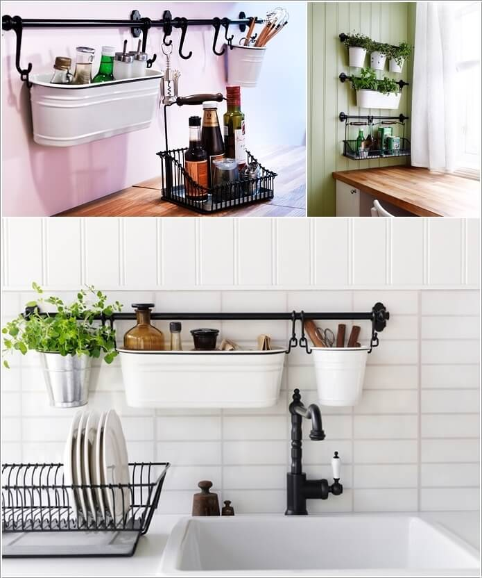 Ikea Kitchen Wall Storage: 15 Amazing Kitchen Wall Storage Solutions