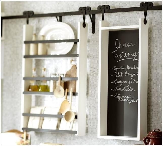 15 Amazing Kitchen Wall Storage