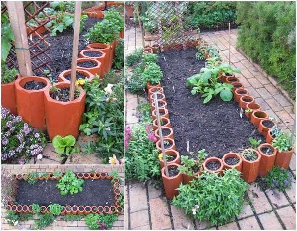 15  15 Stylish Raised Bed Ideas for No Grass Outdoor Areas 1512