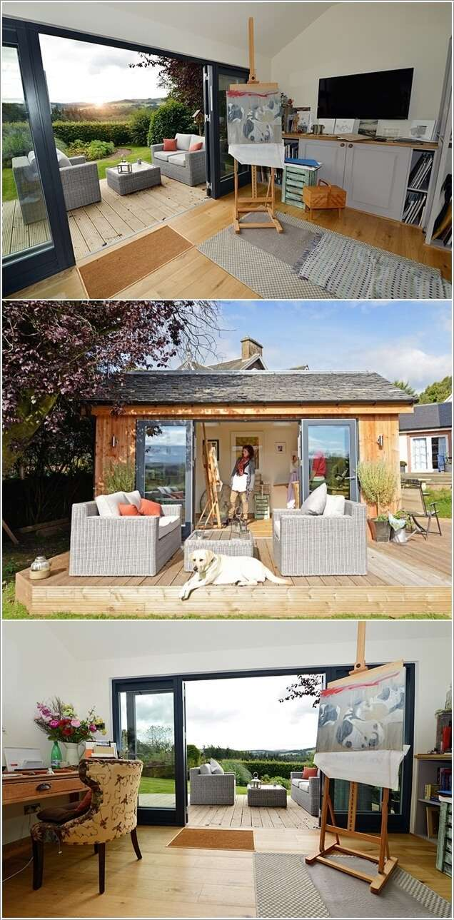 1  12 Awesome Ideas to Design and Utilize a Shed 157