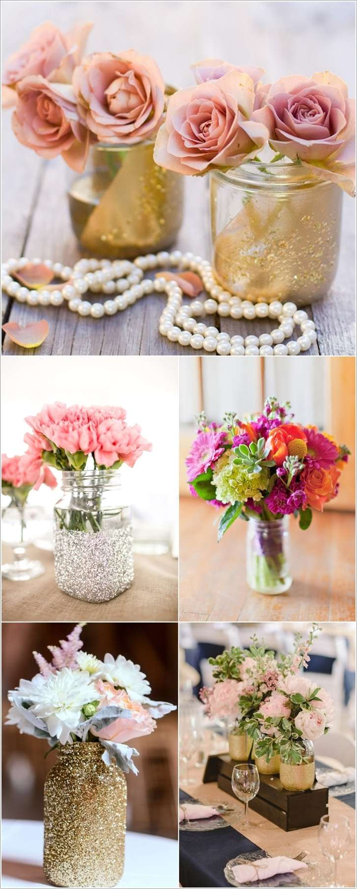 2  12 Beauteous Recycled Flower Vase Ideas 229
