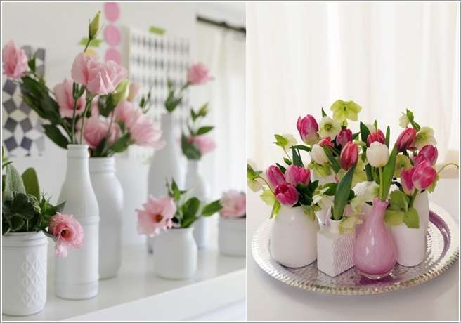 3  12 Beauteous Recycled Flower Vase Ideas 331