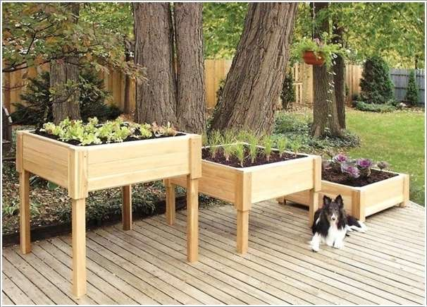3  15 Stylish Raised Bed Ideas for No Grass Outdoor Areas 332