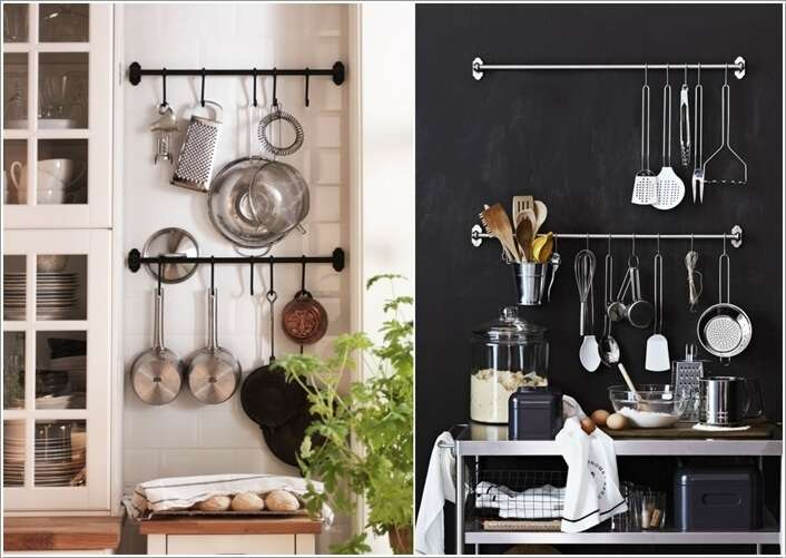 4  15 Amazing Kitchen Wall Storage Solutions 46
