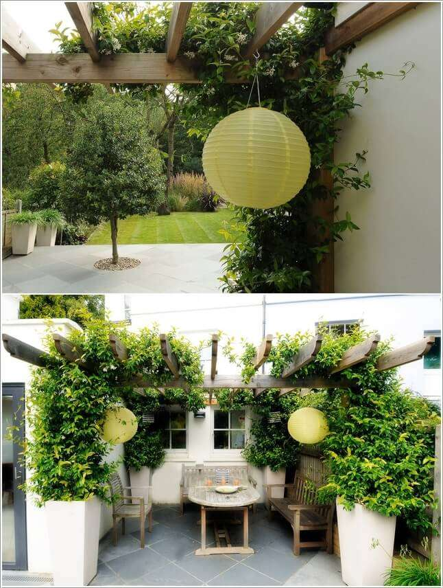 5  13 Things to Hang From a Pergola to Beautify It 521