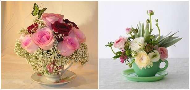5  12 Beauteous Recycled Flower Vase Ideas 532