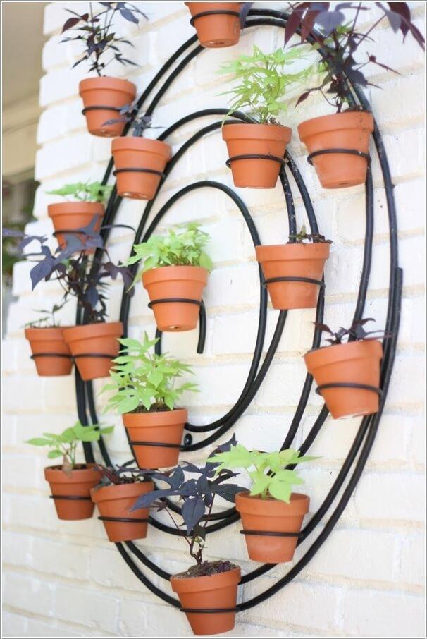5  10 Cool Mini Terracotta Pot Decor Projects 58