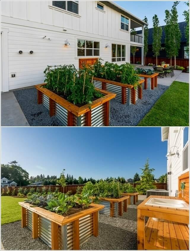 6  13 Cool Long Planter Ideas for Keen Gardeners 626