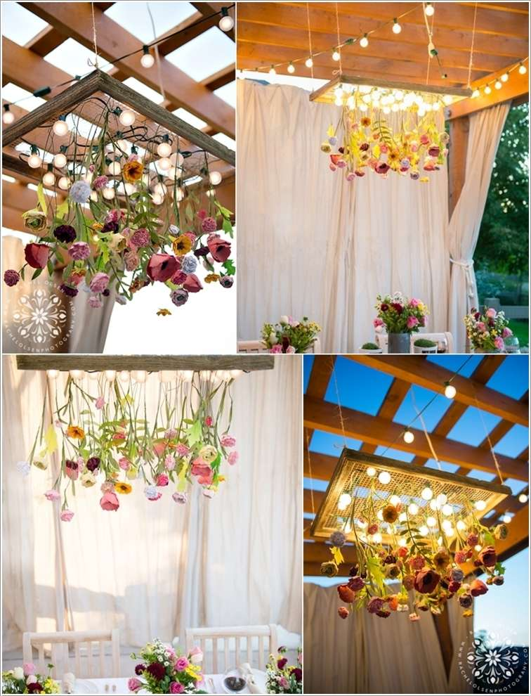 13 Creatively Awesome DIY Garden Party Decor Ideas