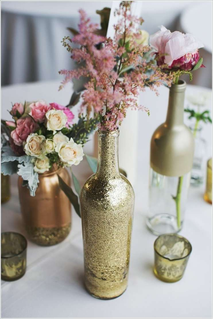 6  12 Beauteous Recycled Flower Vase Ideas 632