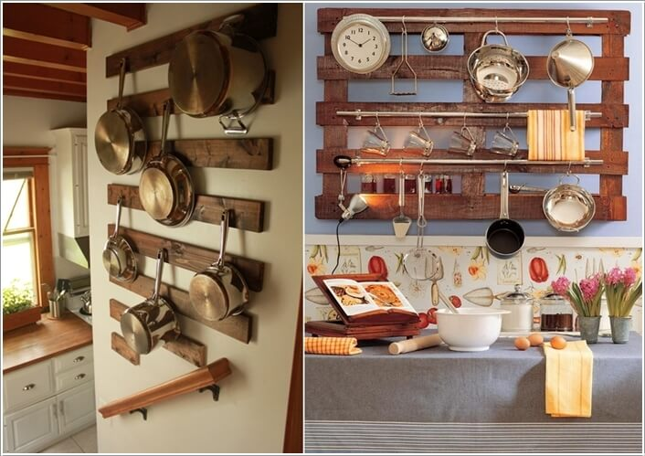 6  15 Amazing Kitchen Wall Storage Solutions 66