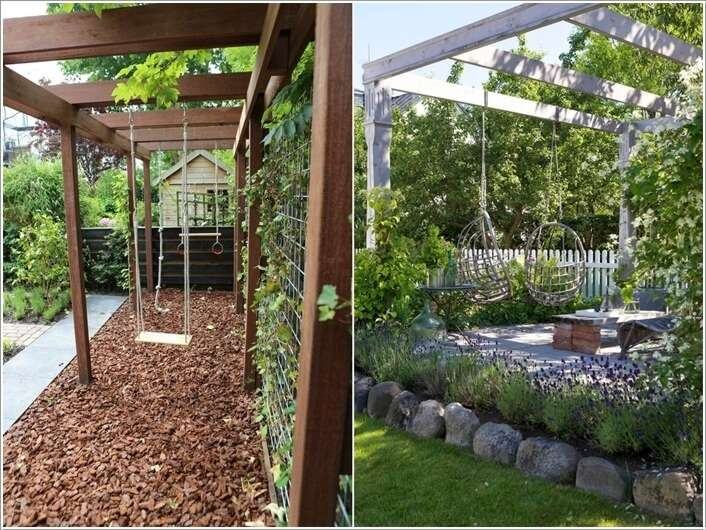 7  13 Things to Hang From a Pergola to Beautify It 721
