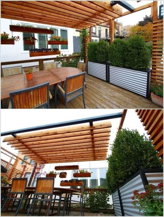 7  13 Cool Long Planter Ideas for Keen Gardeners 726