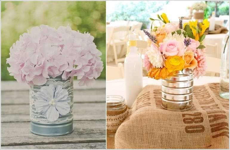 8  12 Beauteous Recycled Flower Vase Ideas 832