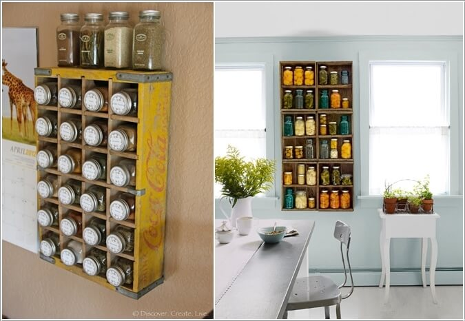 8  15 Amazing Kitchen Wall Storage Solutions 86