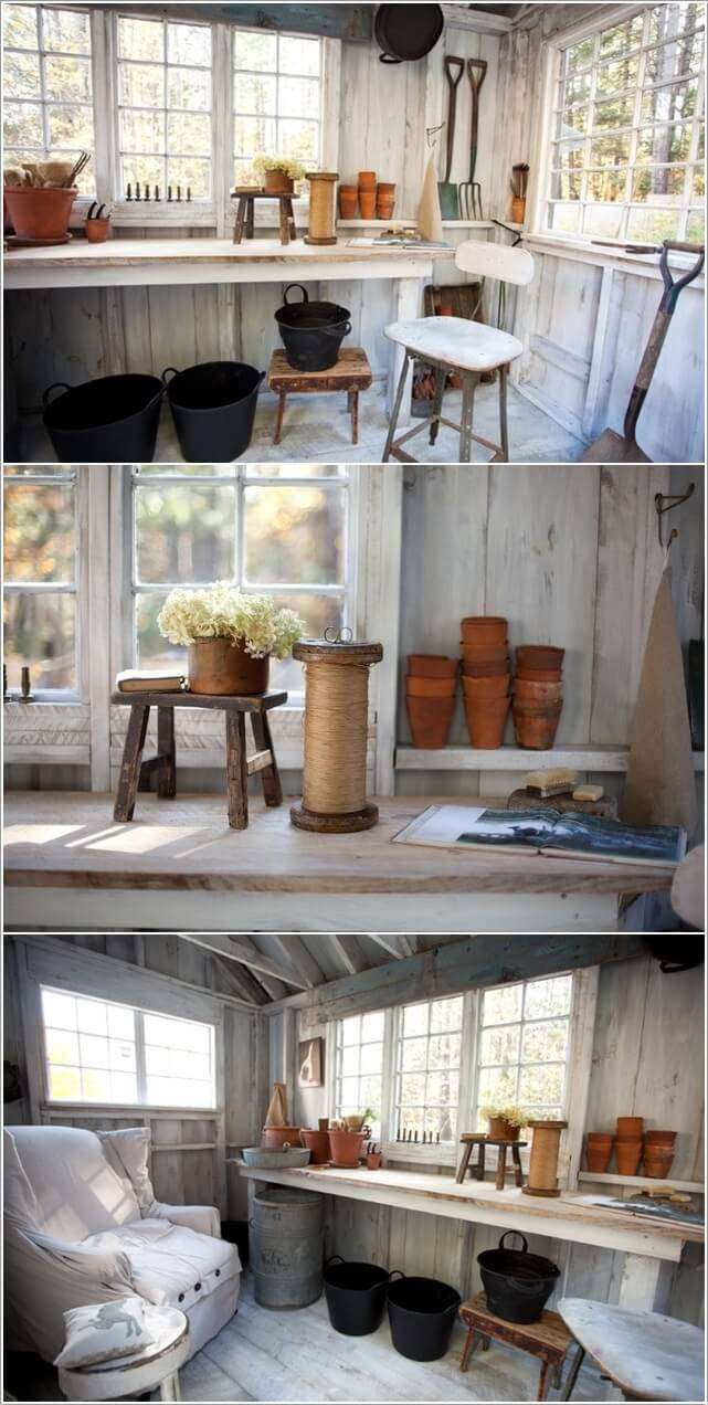 9  12 Awesome Ideas to Design and Utilize a Shed 919