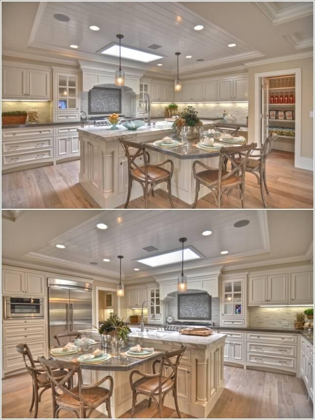 10 Terrific Kitchen Countertop Extension Materials