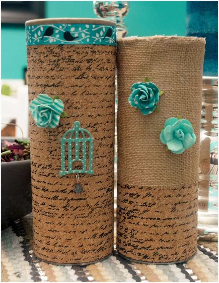 9  12 Beauteous Recycled Flower Vase Ideas 932