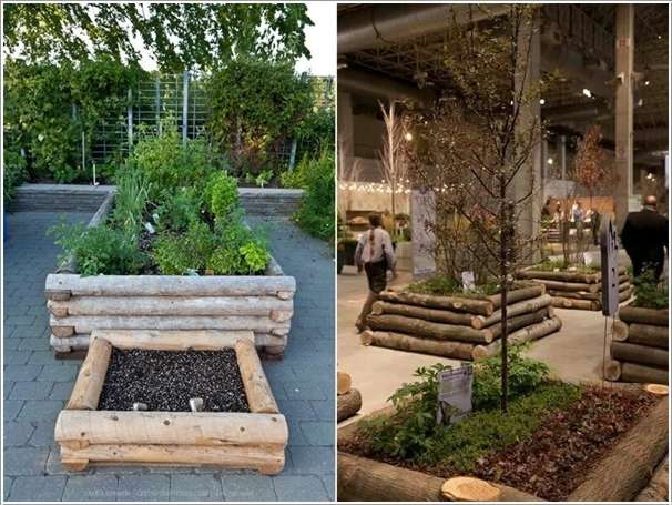 9  15 Stylish Raised Bed Ideas for No Grass Outdoor Areas 933